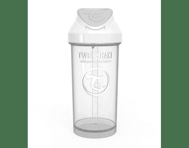 Vaso con bombilla Twistshake Straw Cup 360ml