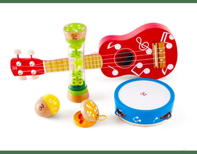 Set minibanda de música