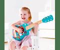 Guitarra Flor Poderosa Hape