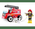 Camión de bomberos Hape