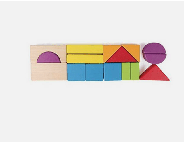 Cubos blocks hape