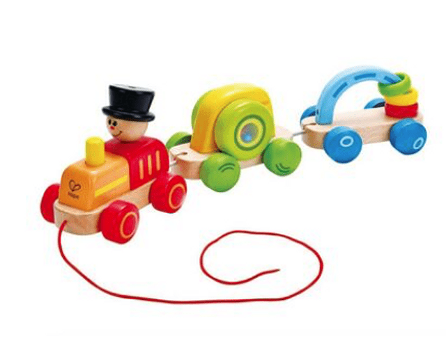 Triple Play Train Hape