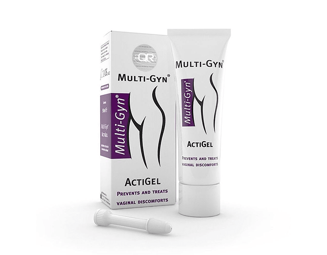 Gel Multi-Gyn ActiGel tubo 50ml