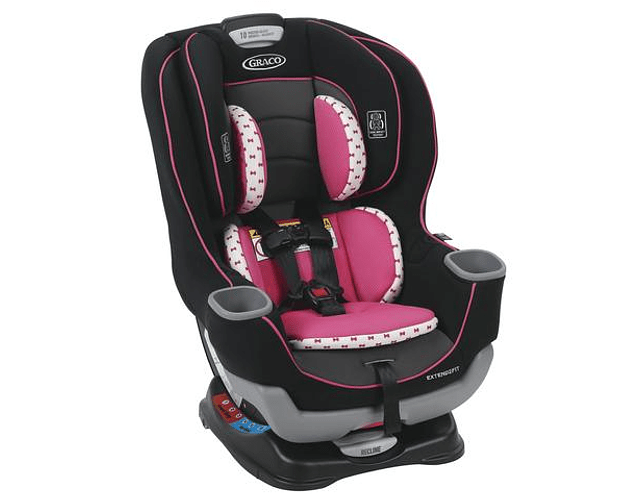 Graco Extend2fit Kenzie