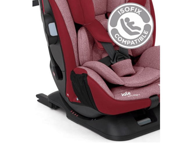 Silla Every Stage FX - Cranberry