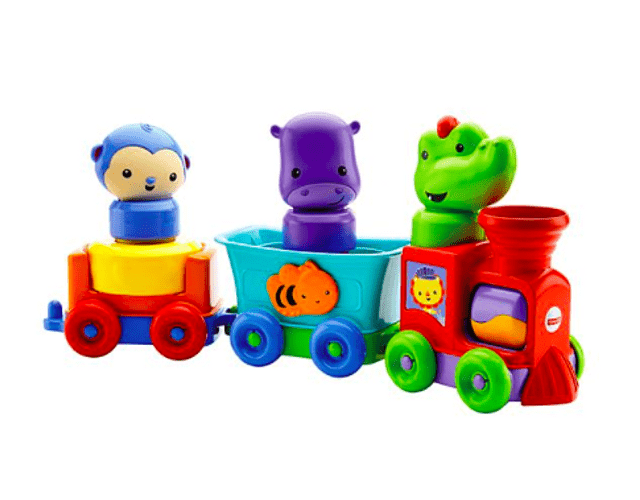 Tren Animales Divertidos
