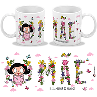 Flowers Mother Mug