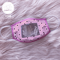 máscara com janela padrões