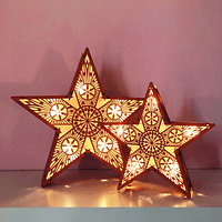 Estrela luminosa