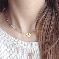 Love Necklace (one medal)