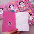 Soft cover notebboks (A6 size)