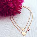 Double Love Necklace