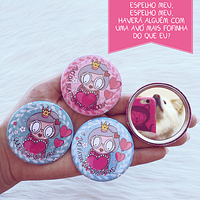 Pocket Mirror for the Grandmother
