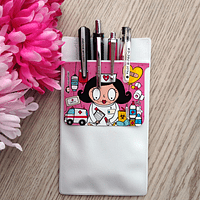 Slim Pen Holder with the Profession