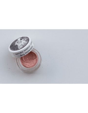 Mini Powder. Soy Imparable. Tono Nude Rosado