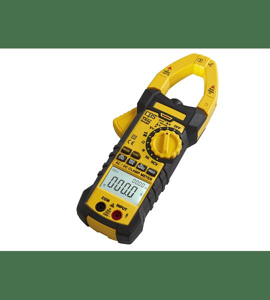 CPS Multimedidor con Tenazas digital AC750