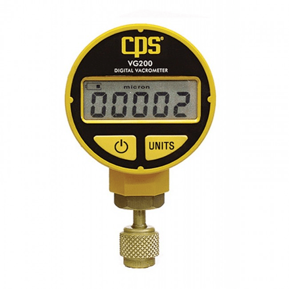 CPS Medidor de Vacío Digital VG200