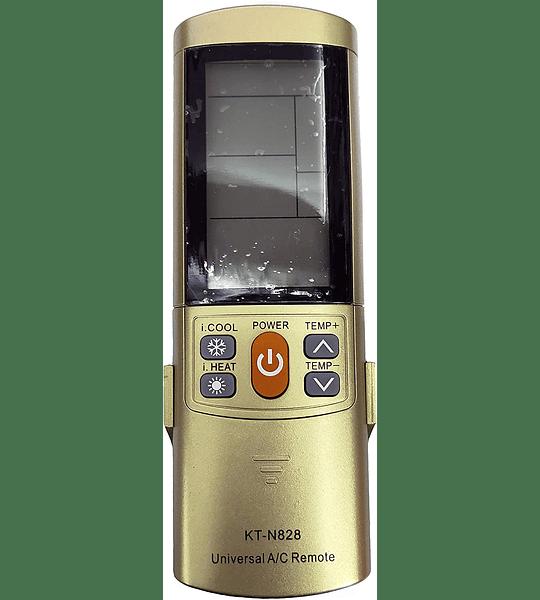 UNIVERSAL Control Remoto Aire Acondicionado KT-N828