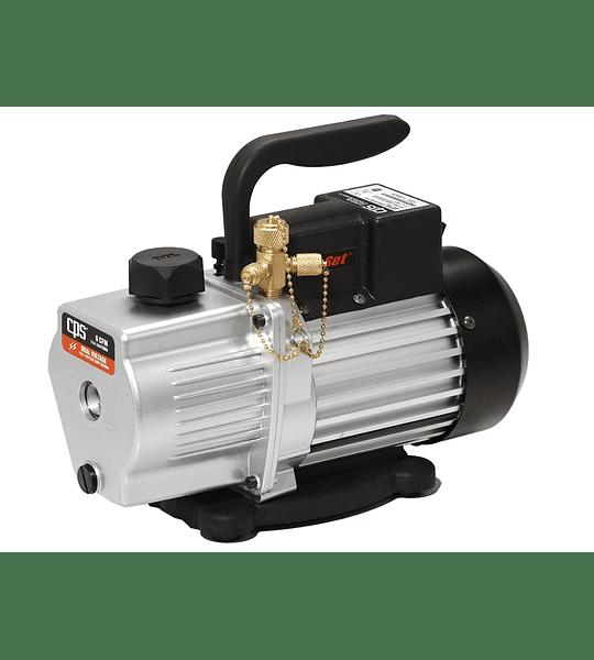 CPS Bomba de Vacío 6 CFM 2 Etapas VP6D Pro Set