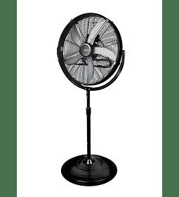 """AIROLITE Ventilador de pedestal 20"""" Alta Velocidad V20PAV6"""