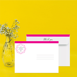 "A7 Envelopes (5.25"" x 7.25)"
