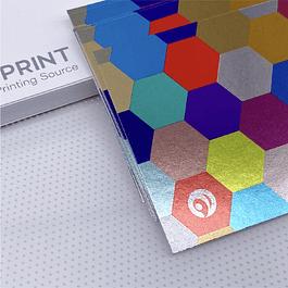 16pt Premium AIYO-Foil Business Cards