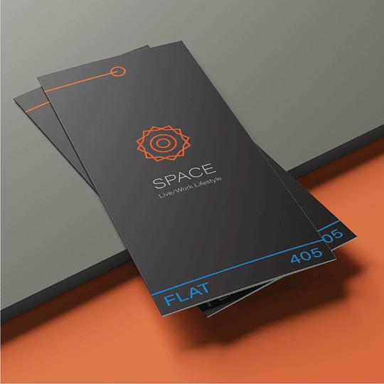 Premium Brochures / Flyers (Paper Stocks)