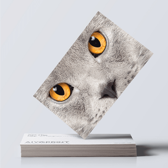 16pt Velvet Soft Touch Business Cards (Uncoated)