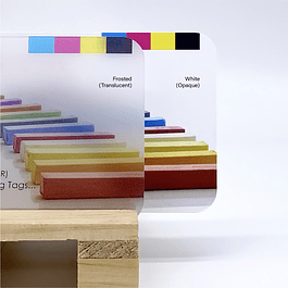 20pt Plastic Business Cards