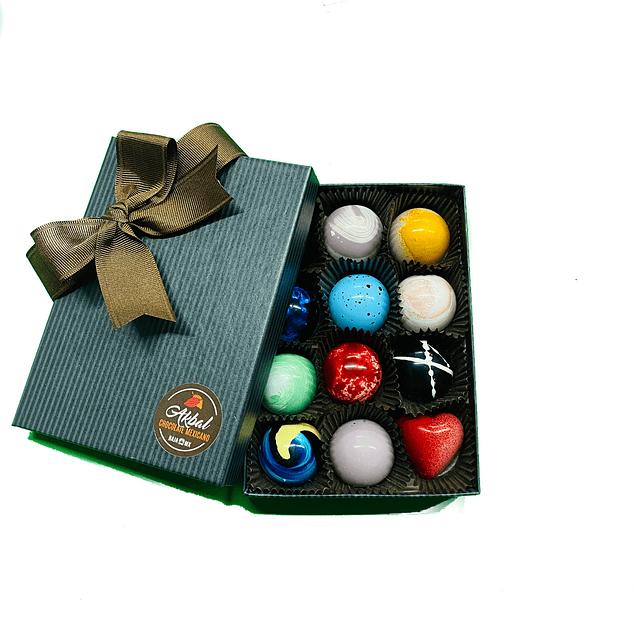 Box of 12 chocolates