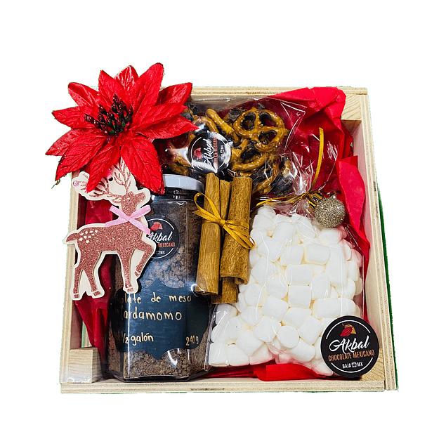 Kit de chocolate de mesa