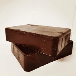 Chocolate oscuro 70% sin azúcar con leche de coco