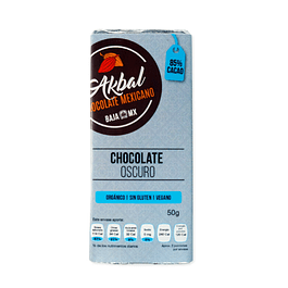 Chocolate oscuro 85% cacao