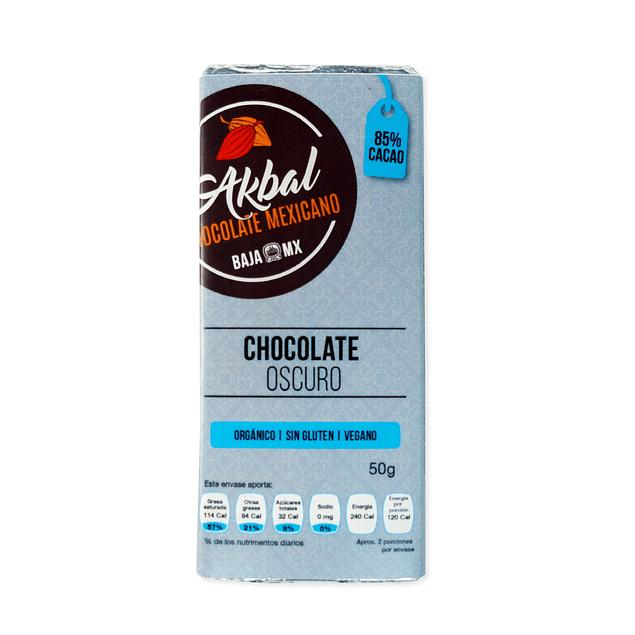 Dark chocolate 85% cocoa