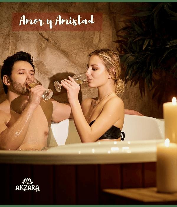 Romantic Ritual 3H - Akzara Spa Special!