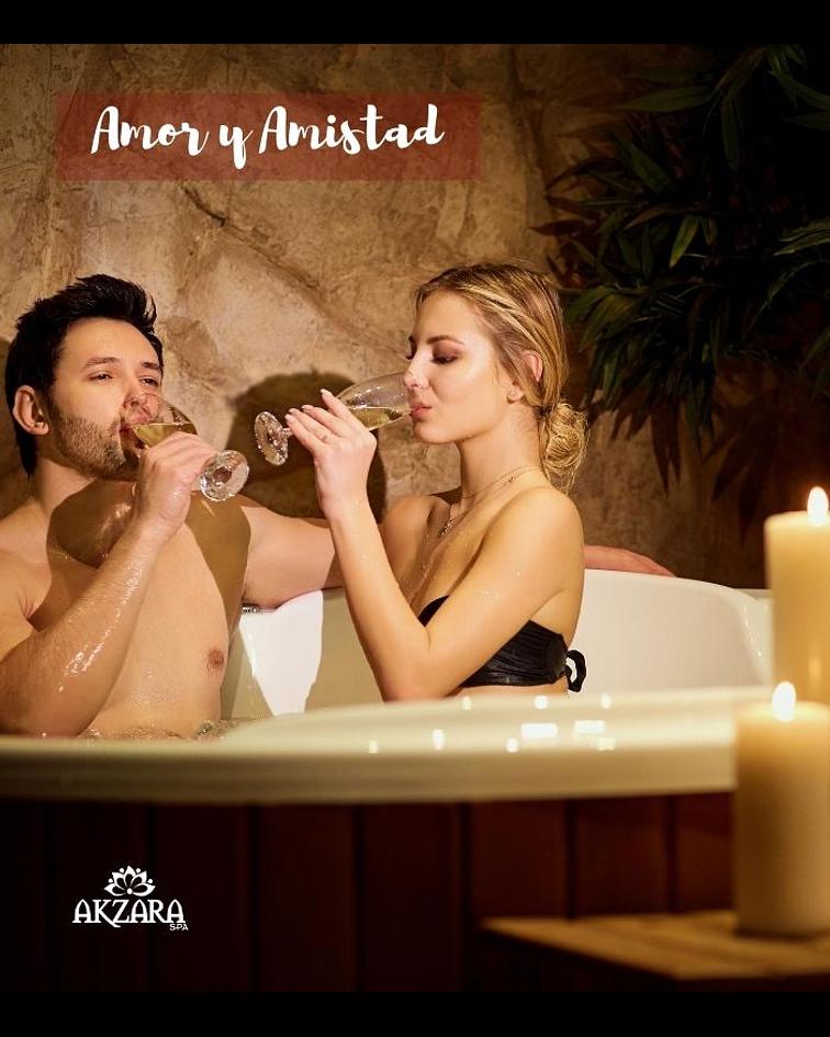 Ritual Romántico 3H - Especial Akzara Spa!