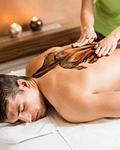 Masaje de relajación / Relax massage Akzara Spa