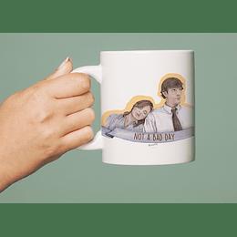 Tazón Clásico Jim y Pam