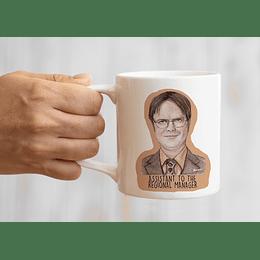 Tazón Clásico Dwight Assistant