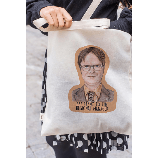 TOTEBAG DWIGHT ASSISTANT