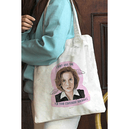 TOTEBAG SCULLY