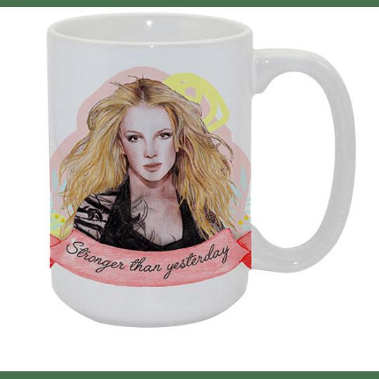 Tazón Big Britney Stronger