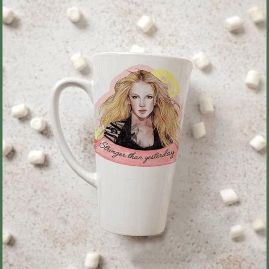 Tazón XL Britney Stronger