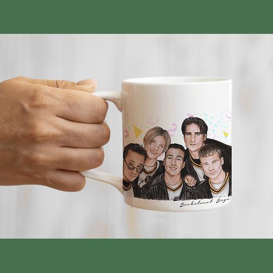 Tazón Clásico Backstreet Boys