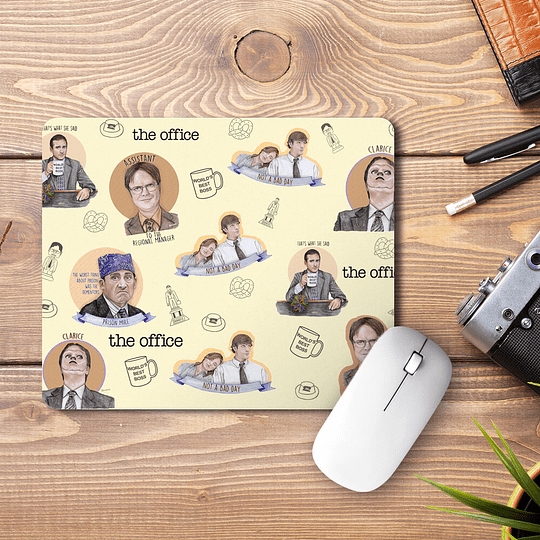 MOUSEPAD THE OFFICE