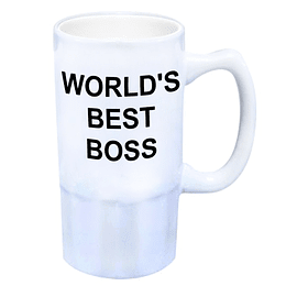 SHOPERO WORLD BEST BOSS