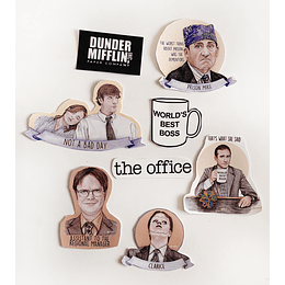 SET STICKERS THE OFFICE