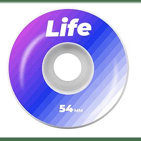 Logo blue 54mm