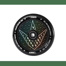 Hollow Core 120mm Geo logo Hologram