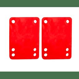 Antivibrador Creme Rojo